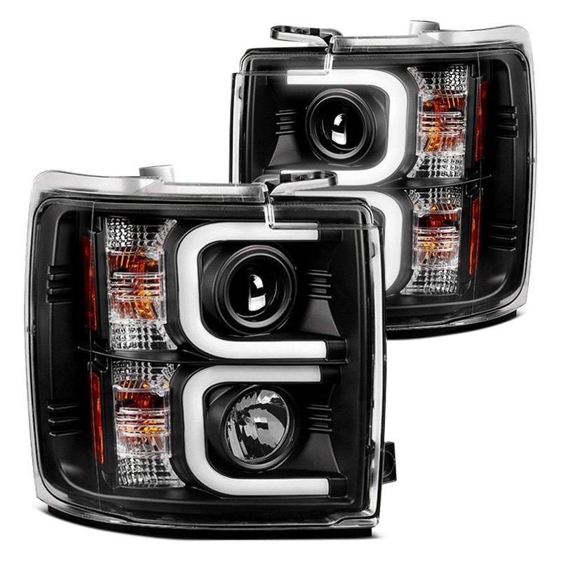 Spyder 174 Custom Headlights