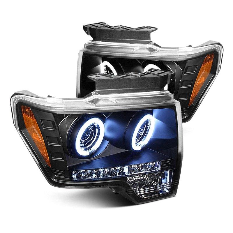 Spyder halo headlights spyder halo headlights with leds swarovskicordoba Images