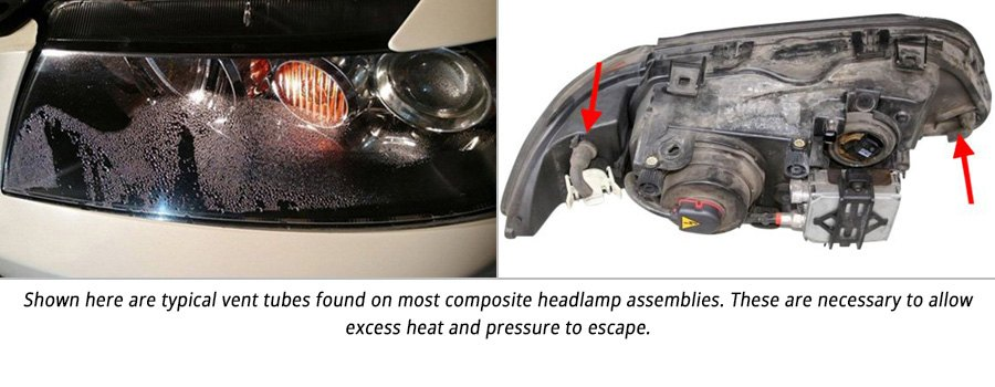 Spyder Headlights Guide And Condensation
