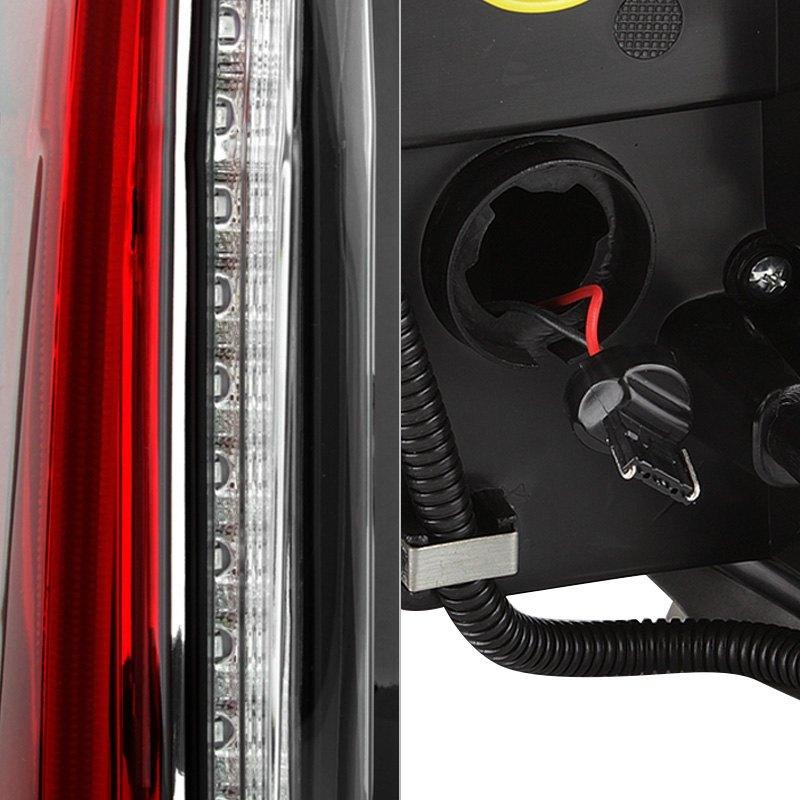 Cadillac Escalade 2012 Black Fiber Optic LED