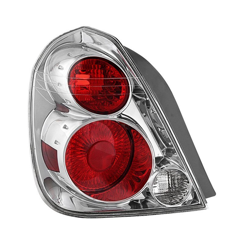 Spyder nissan altima 2006 chrome red factory style tail - 2006 nissan altima interior lights ...