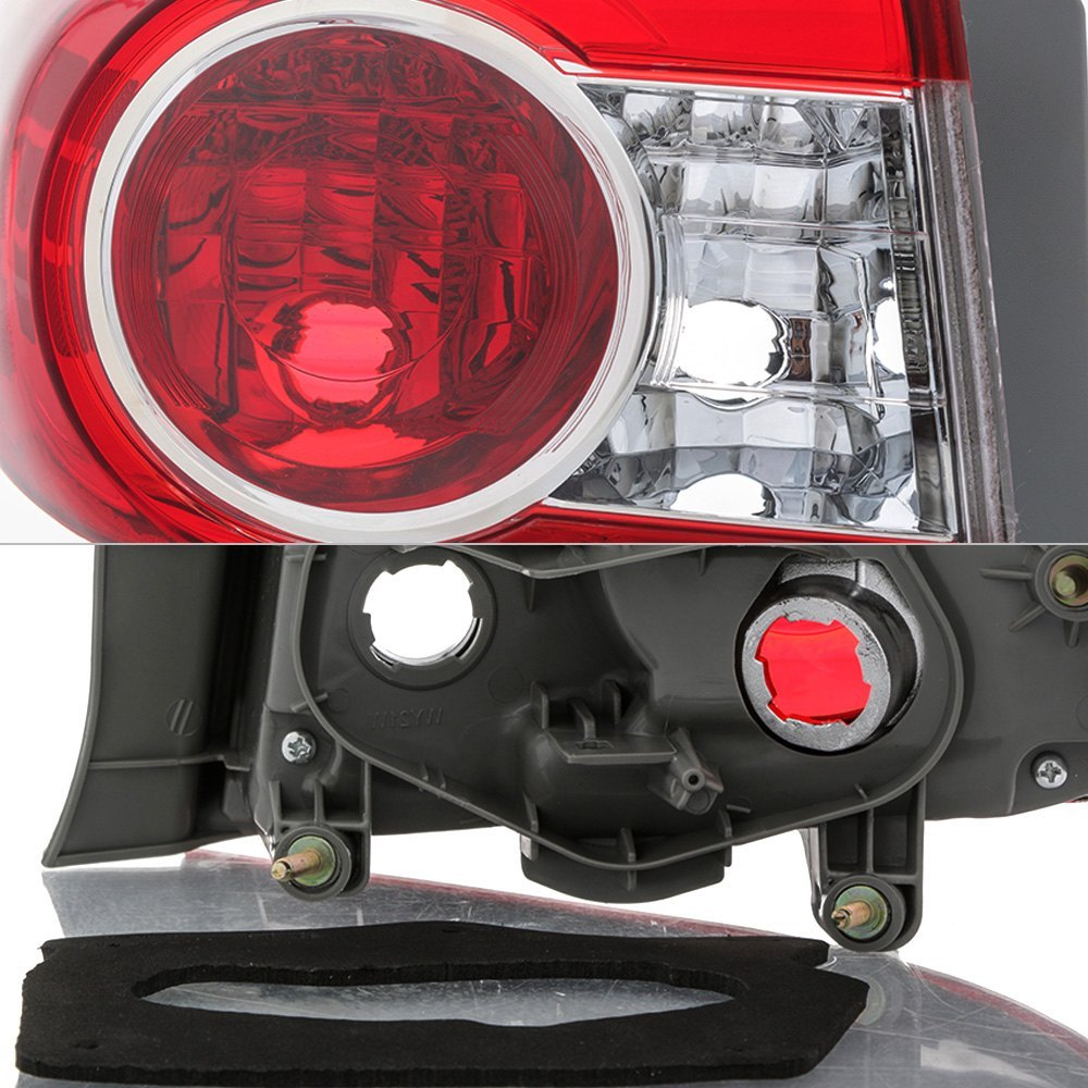 spyder toyota corolla 2013 factory style tail light. Black Bedroom Furniture Sets. Home Design Ideas