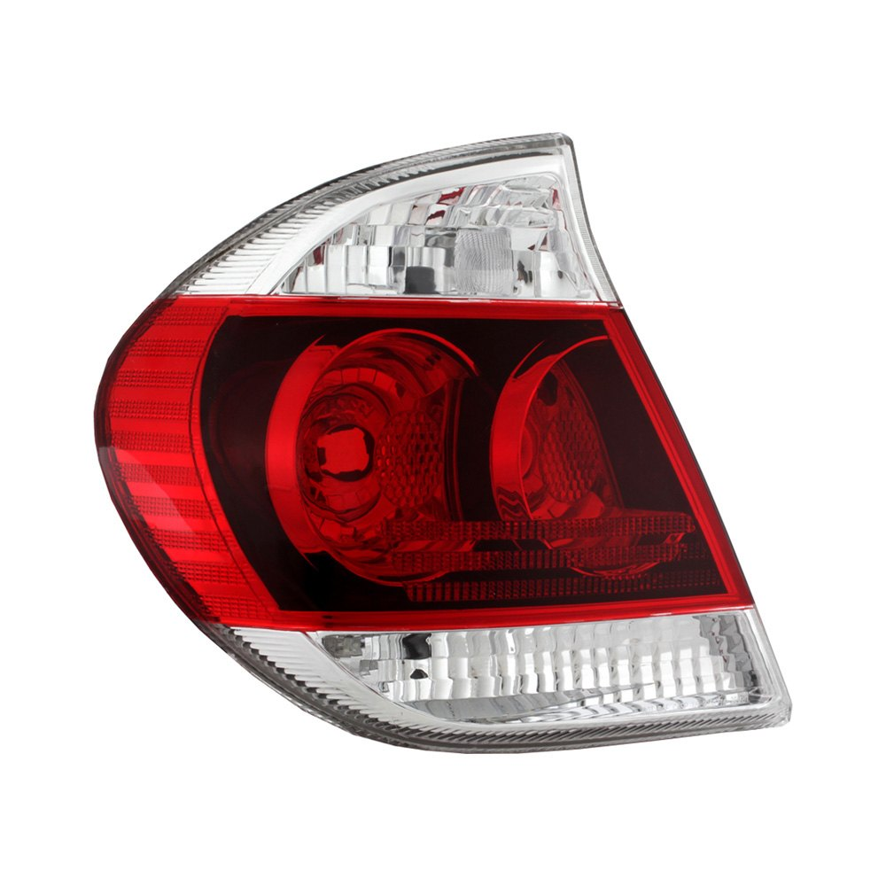 spyder toyota camry 2006 factory style tail light. Black Bedroom Furniture Sets. Home Design Ideas