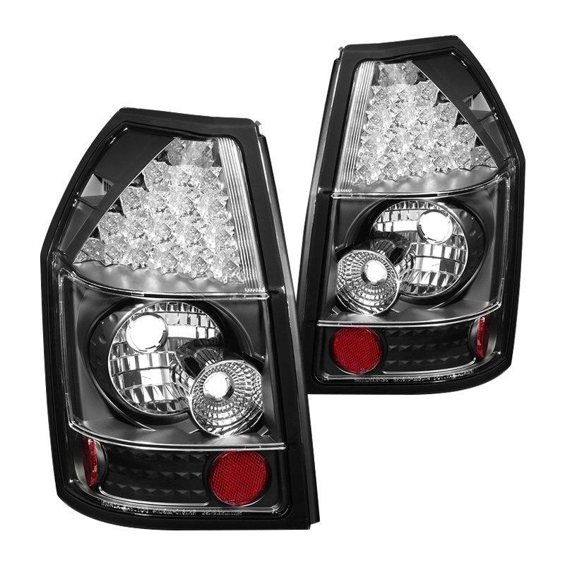 spyder alt yd dmag05 led bk black led tail lights. Black Bedroom Furniture Sets. Home Design Ideas