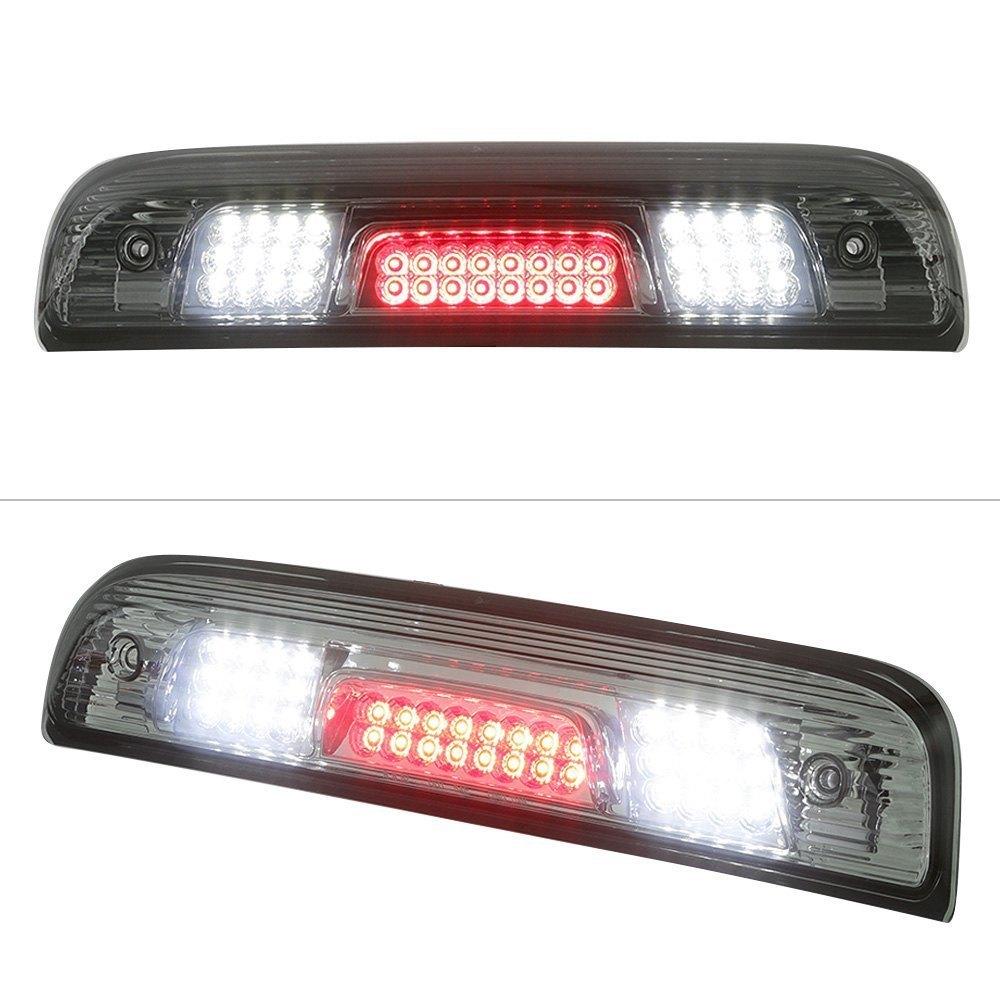 Spyder® BKL-CSIL14-LED-SM - Chrome/Smoke LED 3rd Brake Light