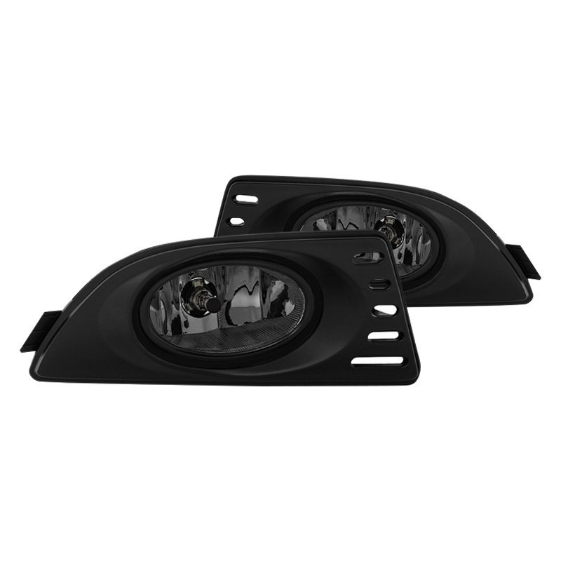 Acura RSX 2005-2006 Smoke Factory Style Fog Lights