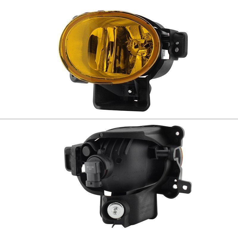 Acura TL 2008 Yellow Factory Style Fog Lights