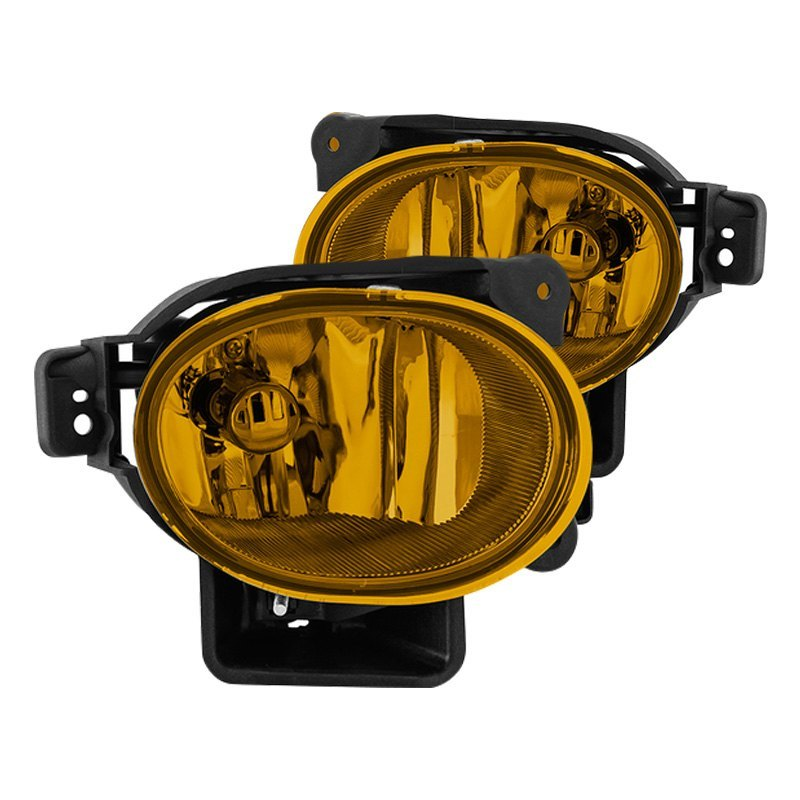 Acura TL 2007 Yellow Factory Style Fog Lights