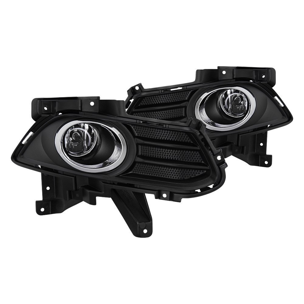 Spyder 174 Ford Fusion 2014 Factory Style Fog Lights