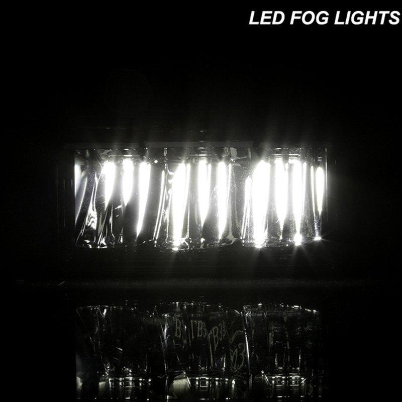Spyder® FL-YD-FF15015-LED-C - LED Fog Lights