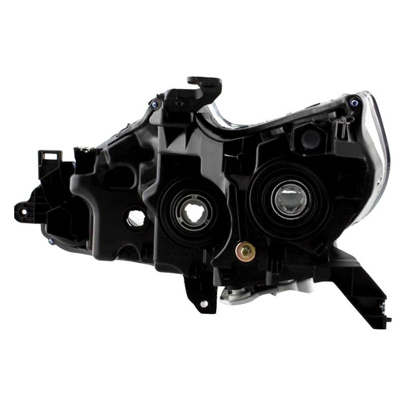 2018 Nissan Altima Interior: Nissan Altima 2018 Black Factory Style Projector