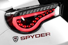 Spyder® - LED Taillights Installed