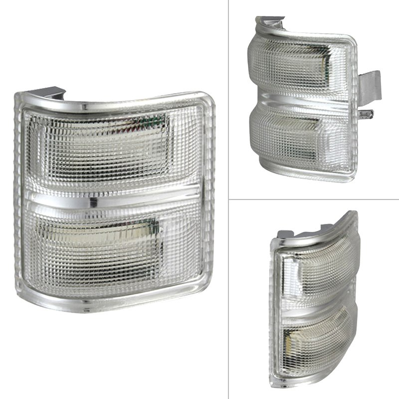 Spyder ford f 250 super duty 2008 led towing mirrors lens for Garage ford lens