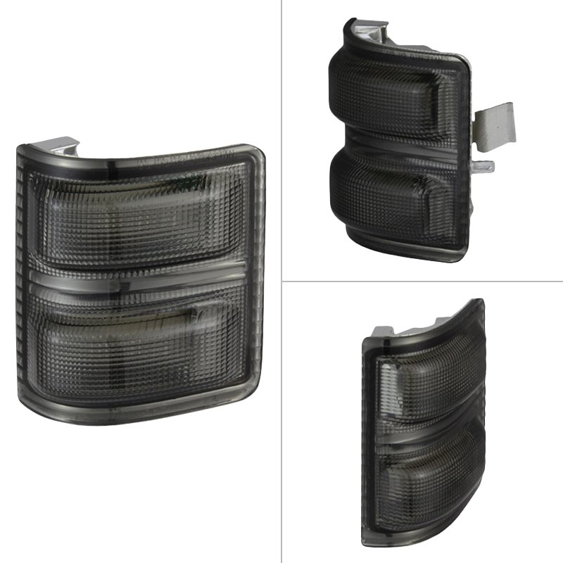 Spyder ford f 350 super duty 2008 led towing mirrors lens for Garage ford lens