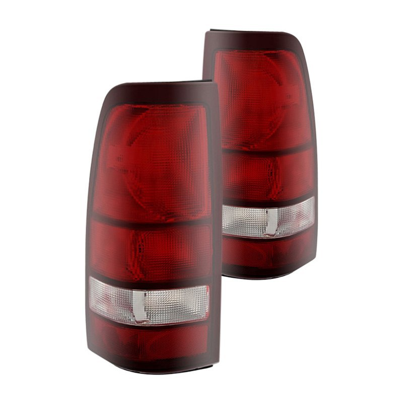 alt jh cs99 oe rsm chrome red smoke factory style tail lights. Black Bedroom Furniture Sets. Home Design Ideas