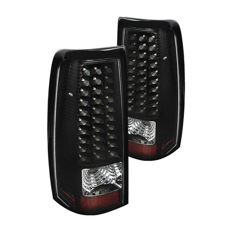 spyder alt on cs99 led bk black led tail lights. Black Bedroom Furniture Sets. Home Design Ideas