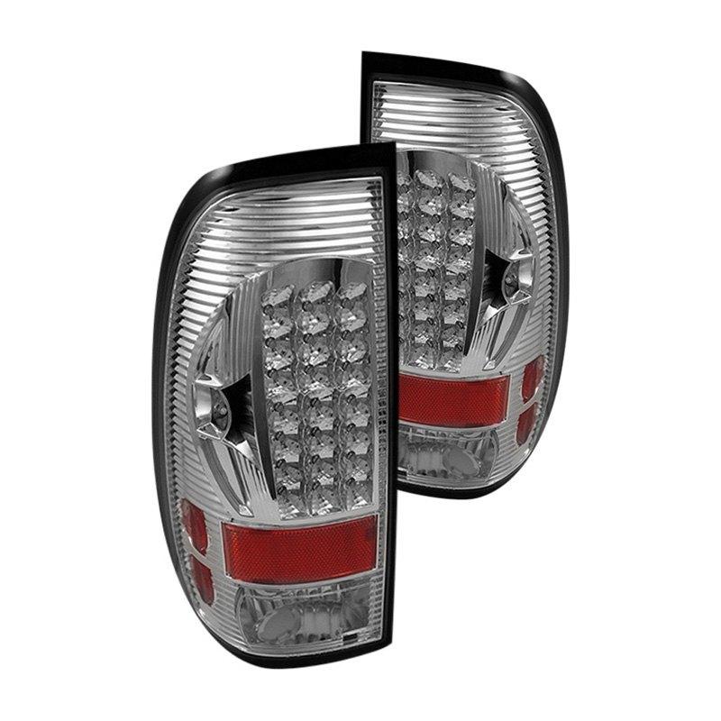 spyder chrome led tail lights spyder chrome led tail lights. Black Bedroom Furniture Sets. Home Design Ideas