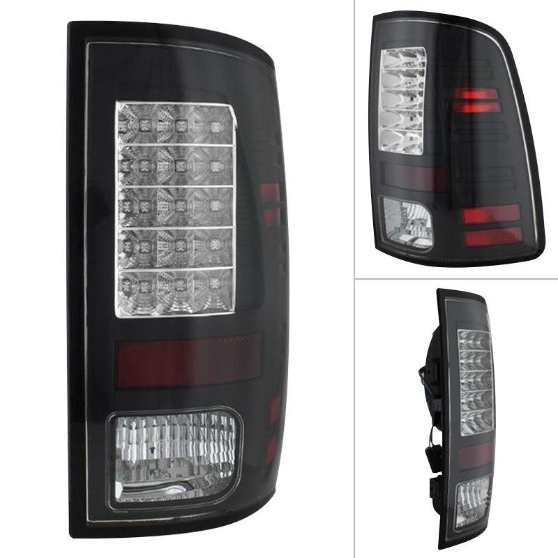 spyder alt yd dram13 led bk black led tail lights. Black Bedroom Furniture Sets. Home Design Ideas