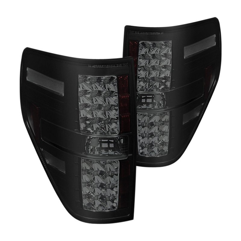 how to make tail lights black