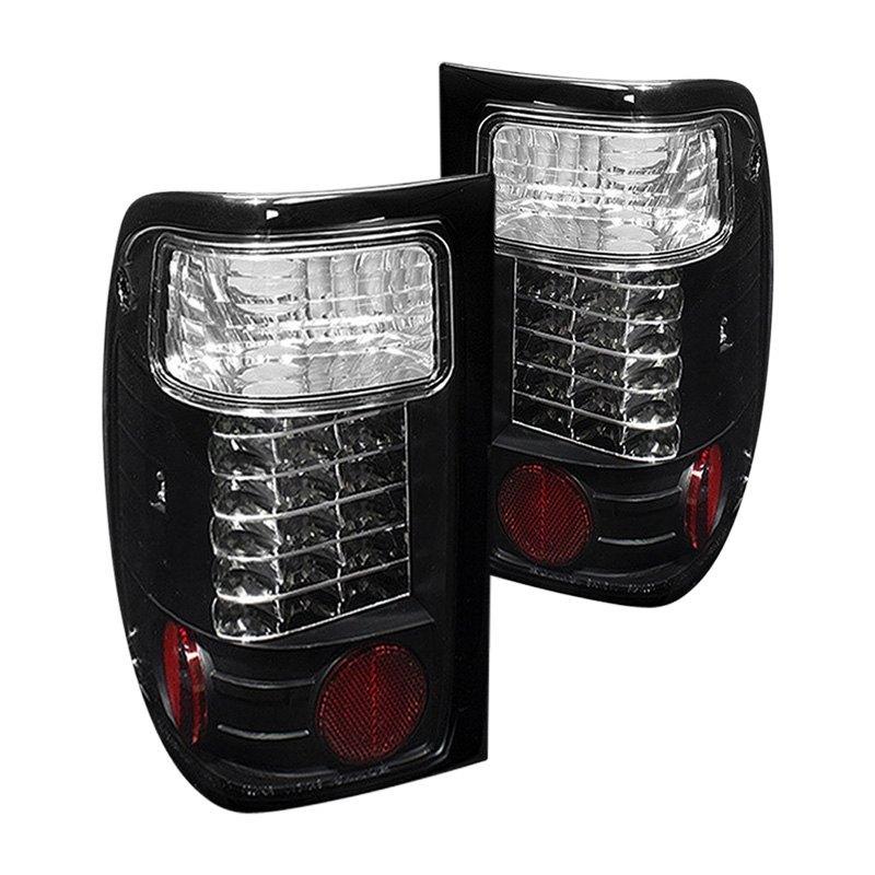 spyder alt yd fr98 led bk black led tail lights. Black Bedroom Furniture Sets. Home Design Ideas