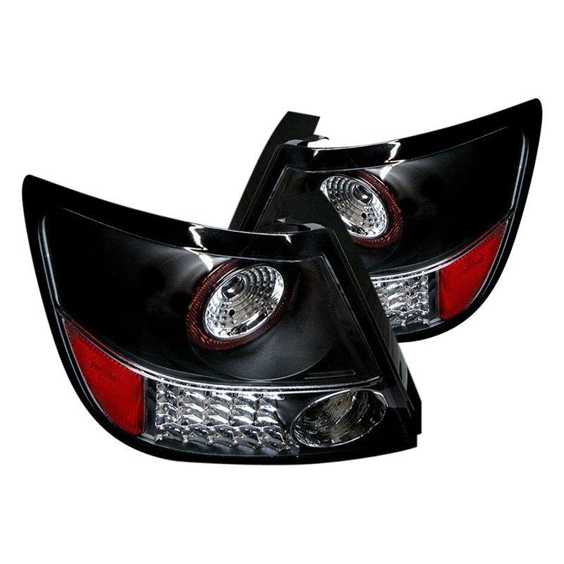 alt yd tstc04 led bk scion tc 2007 black red led tail lights. Black Bedroom Furniture Sets. Home Design Ideas