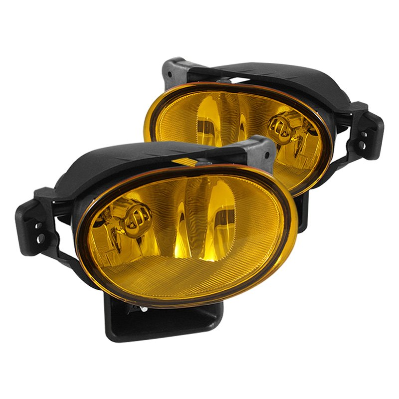 Acura TL 2008 Yellow OE Style Fog Lights