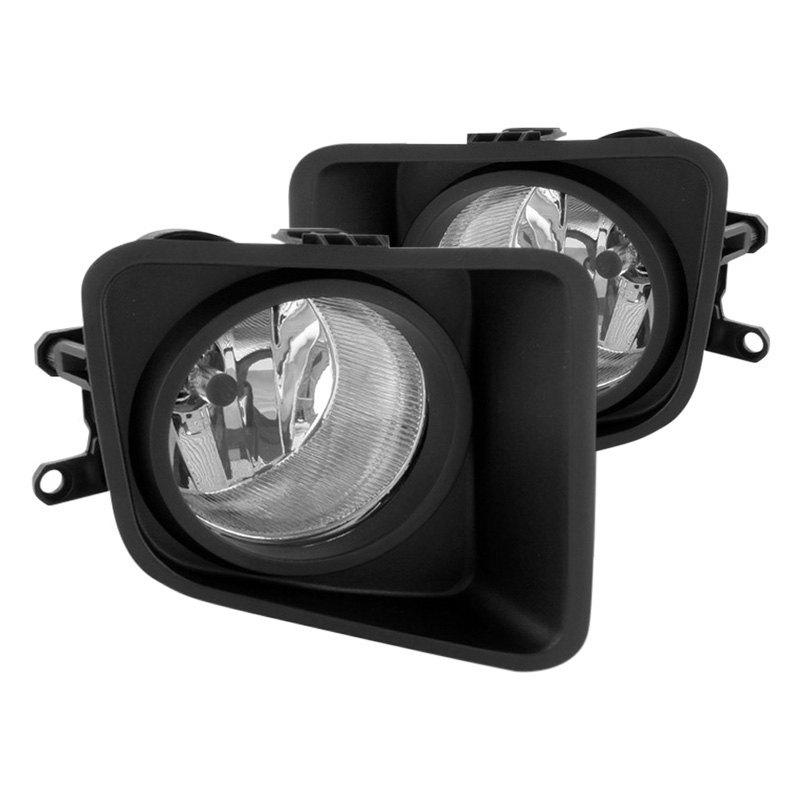 spyder toyota tundra 2017 factory style fog lights. Black Bedroom Furniture Sets. Home Design Ideas