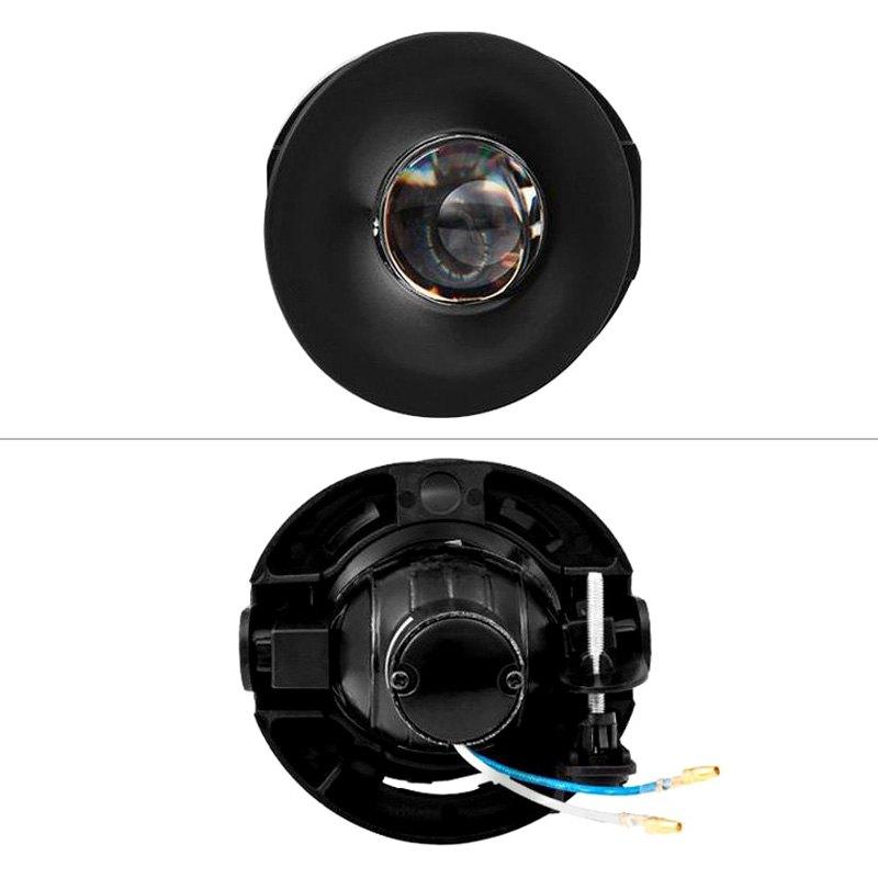 Spyder dodge challenger 2017 factory style fog lights - 2017 dodge challenger interior lights ...