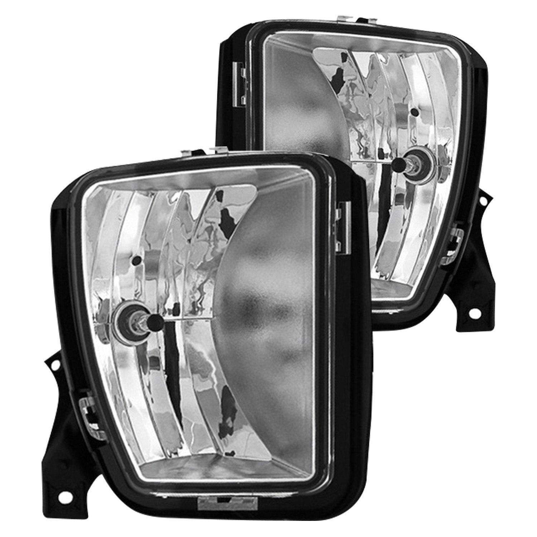 Spyder 174 Ram 1500 2015 Factory Style Fog Lights