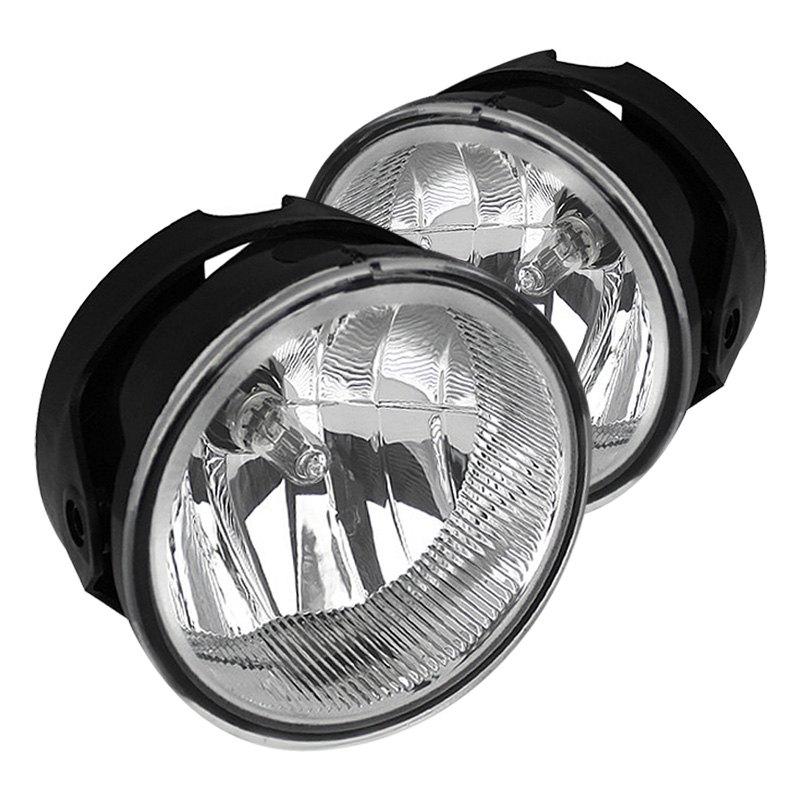 spyder ford ranger 2008 factory style fog lights. Black Bedroom Furniture Sets. Home Design Ideas