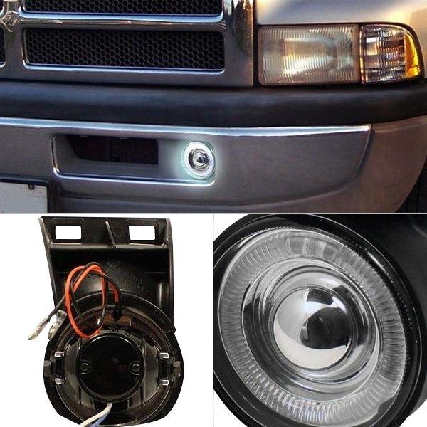 Dodge Ram 1500 / 2500 / 3500 1997 Halo Projector