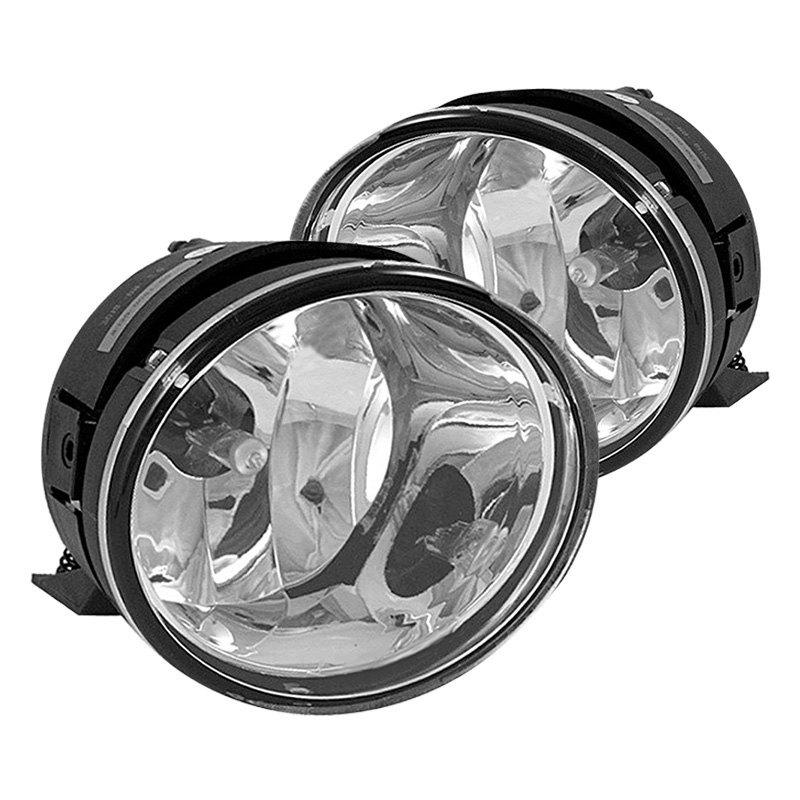 Nissan Titan Fog Light Wiring Harness : Spyder nissan titan factory style fog lights