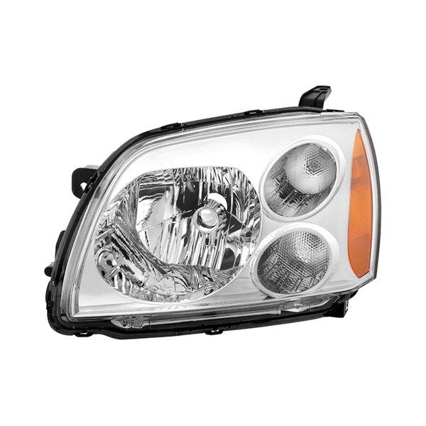Spyder 174 Mitsubishi Galant 2009 2012 Chrome Factory Style Headlight