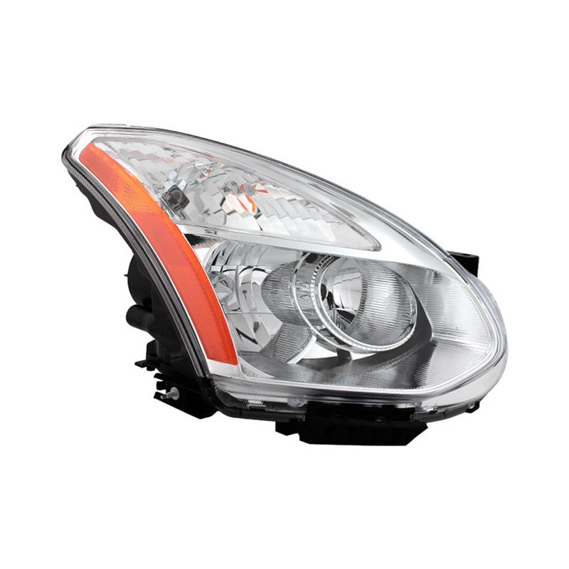 how to change 2010 rogue headlight