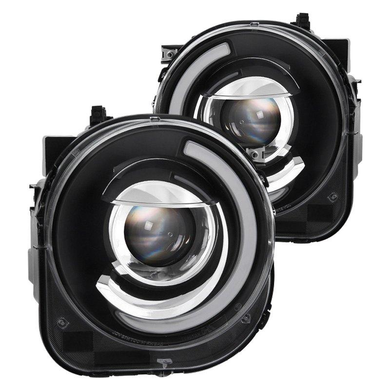 Led Lights Jeep Renegade: Jeep Renegade 2015-2018 Black LED DRL Bar