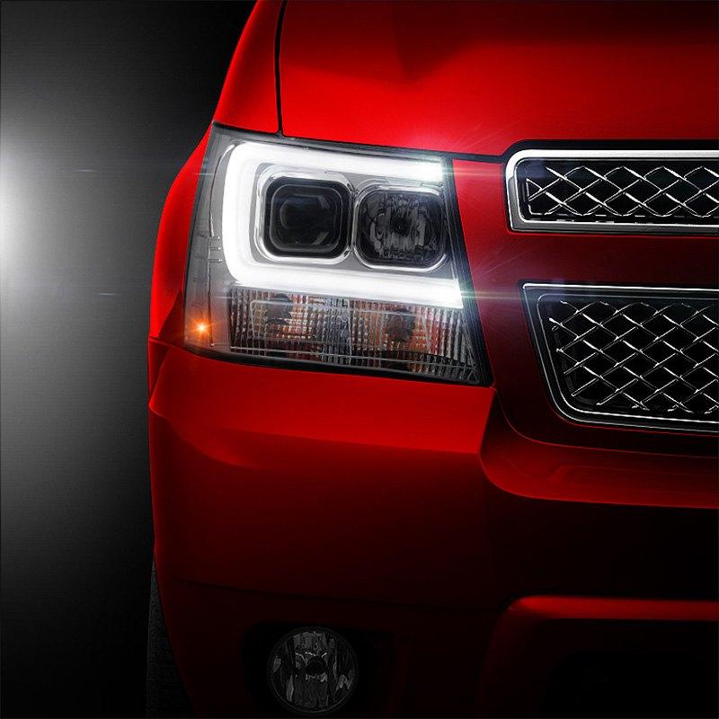 Spyder® - DRL Bar Headlights