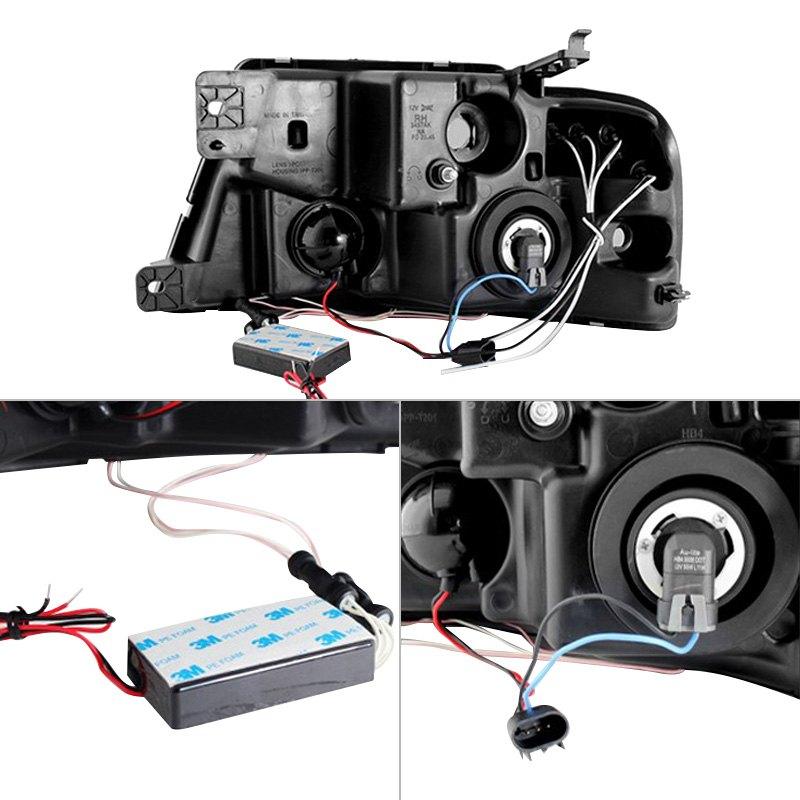 Mazda 5 Headlight Parts Diagram