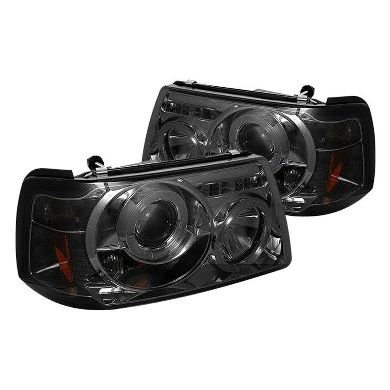 2002 ranger projector headlights with autos post. Black Bedroom Furniture Sets. Home Design Ideas