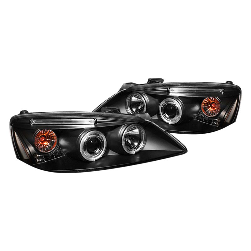 2006 Pontiac G6 Interior: Pontiac G6 2006-2008 Black Halo Projector LED