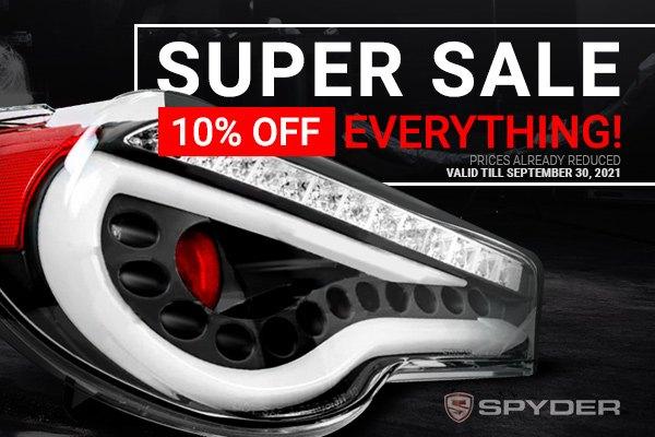 Spyder Promo