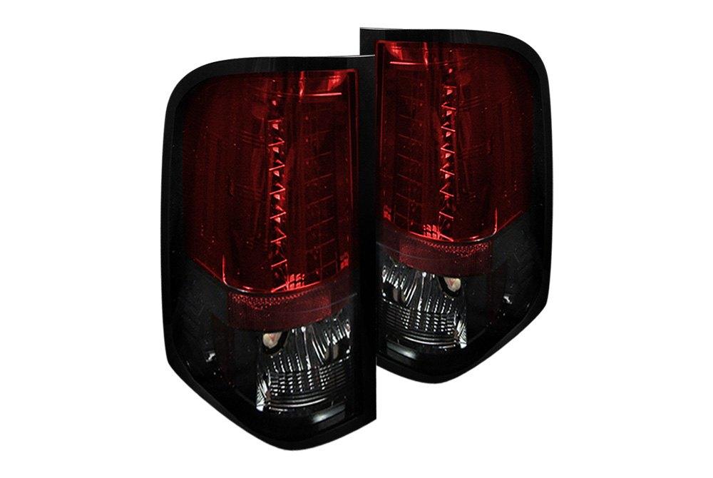 spyder alt yd cs07 led rs 5001801 red smoke led tail. Black Bedroom Furniture Sets. Home Design Ideas