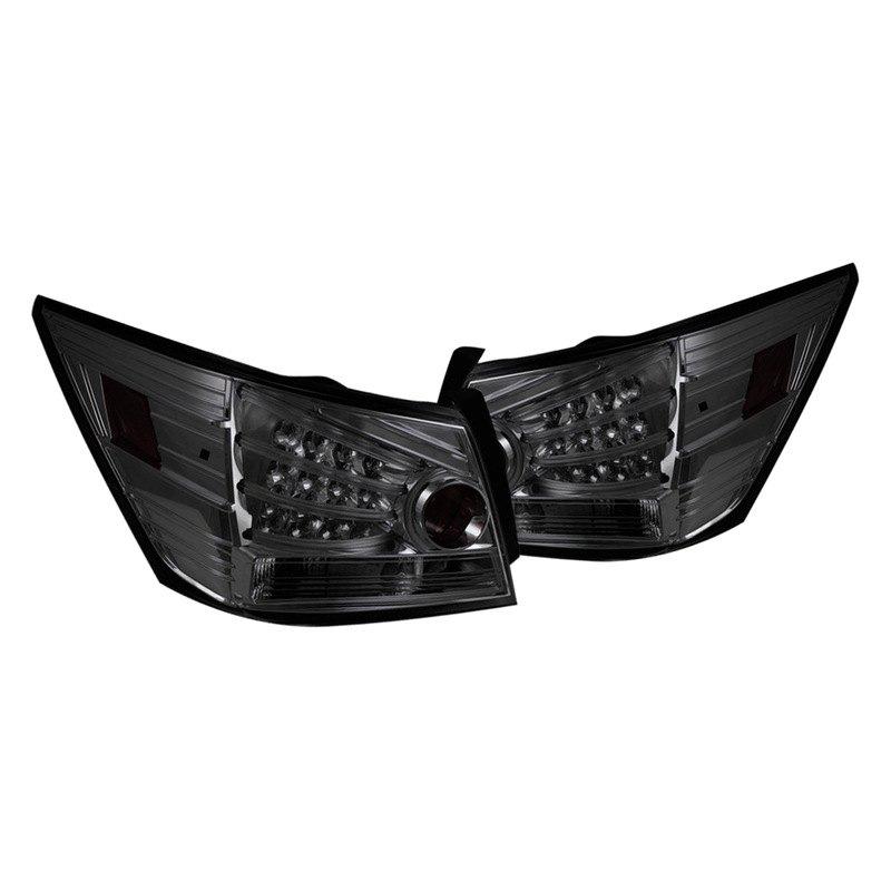 Etonnant ... Black Fiber Optic Style LED Tail Lights   4DRSpyder®   Red/Smoke Fiber  Optic Style LED Tail Lights   E60Spyder®   Smoke Fiber Optic Style LED Tail  ...