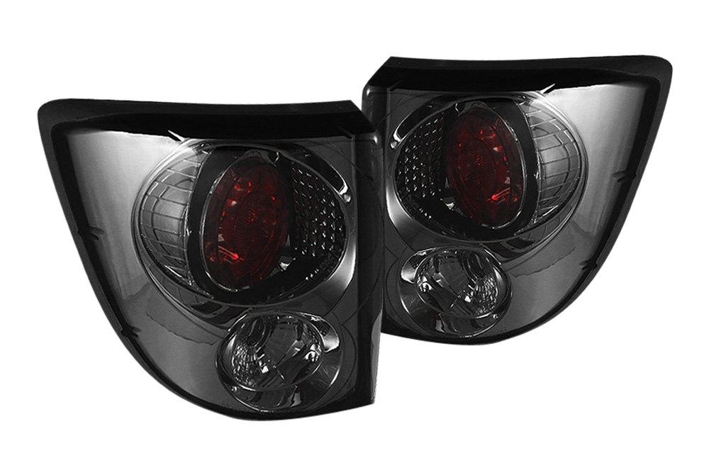 spyder alt yd tcel00 sm 5033703 smoke euro tail lights. Black Bedroom Furniture Sets. Home Design Ideas
