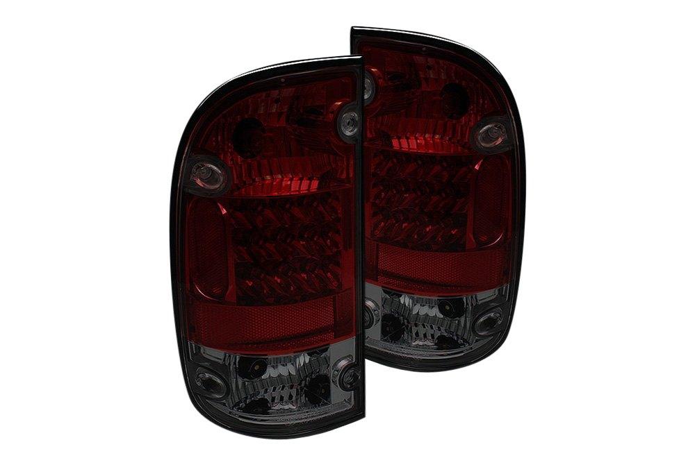 spyder alt yd tt95 led rs 5033758 red smoke led tail. Black Bedroom Furniture Sets. Home Design Ideas