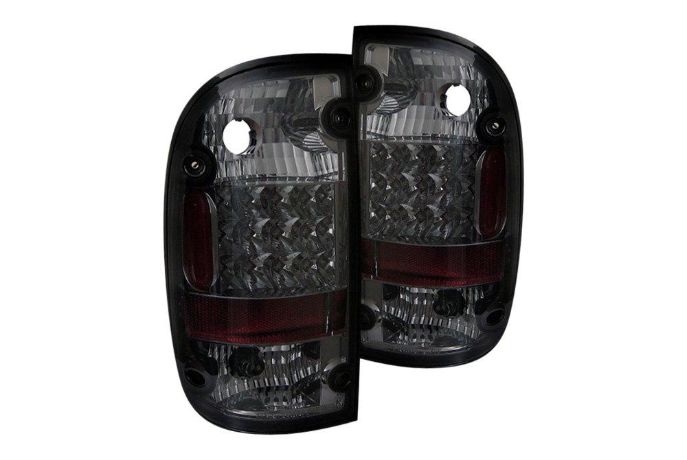 spyder alt yd tt95 led sm 5008039 smoke led tail lights. Black Bedroom Furniture Sets. Home Design Ideas