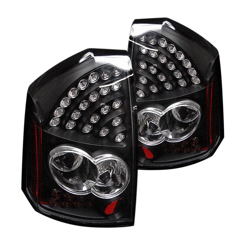 spyder alt yd c305 led bk black led tail lights. Black Bedroom Furniture Sets. Home Design Ideas