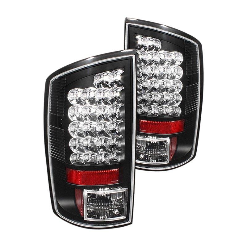 spyder alt yd dram02 led bk black led tail lights spyder tail lights. Black Bedroom Furniture Sets. Home Design Ideas