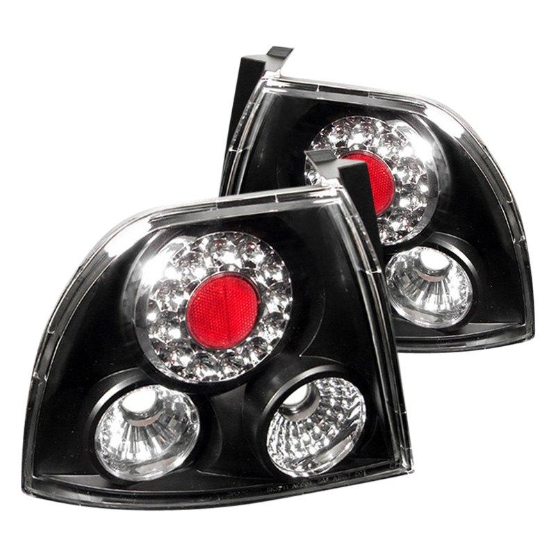spyder alt yd ha94 led bk black led tail lights spyder led tail lights. Black Bedroom Furniture Sets. Home Design Ideas