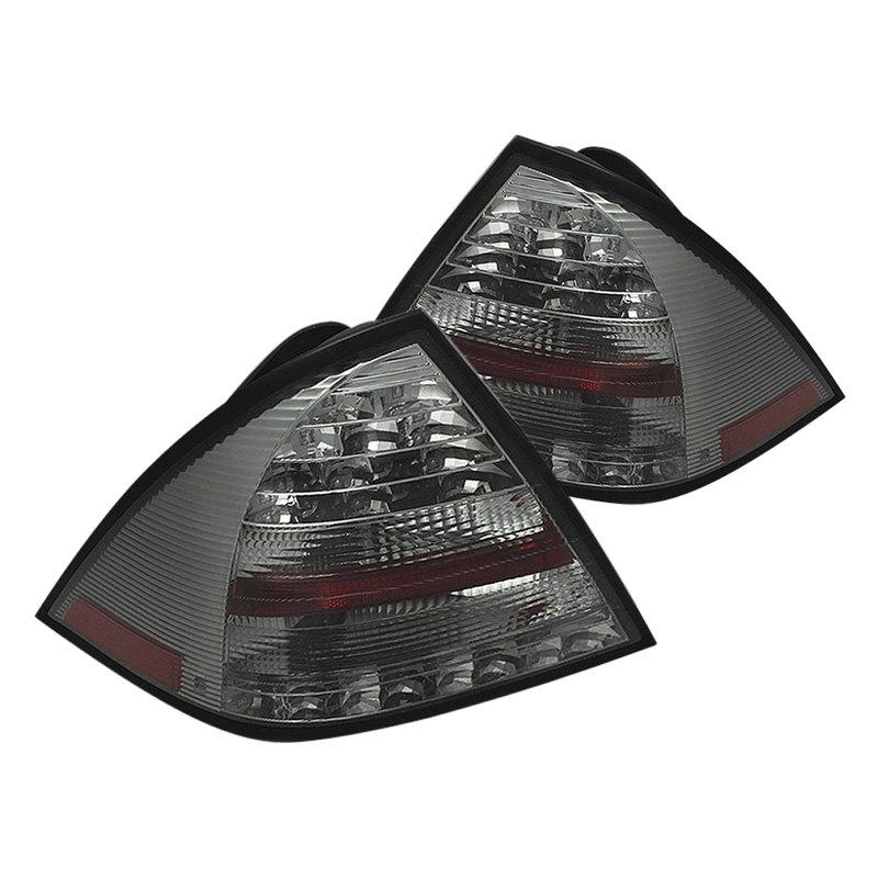 spyder alt yd mbzc05 led sm smoke led tail lights spyder tail lights. Black Bedroom Furniture Sets. Home Design Ideas