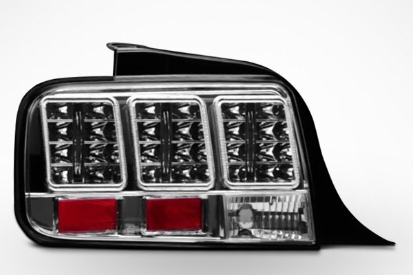 Spyder® - 2005-2009 Ford Mustang Led Tail Lights